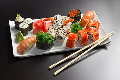 суши ресторан в атланте, джорджия, японская еда